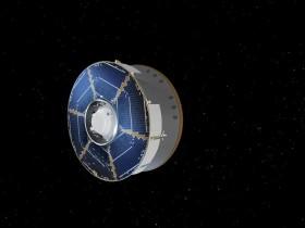 美国宇航局(NASA)在火星3亿英里旅程中以24,600英里/小时的速度恒速巡航