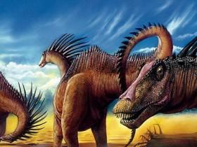 恐龙是怎样进行交配的