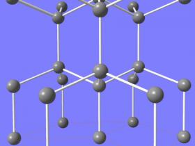 六方晶系陨石钻石