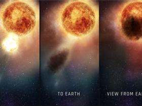 Betelgeuse(参宿四)为什么突然变暗