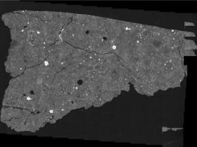 古老的南极太空岩石可以解释生命怪异不对称之谜