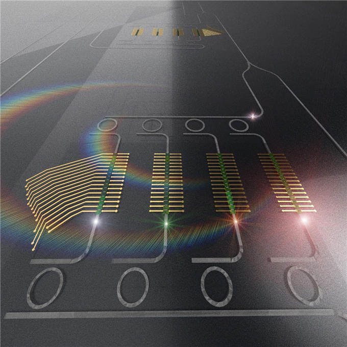 强大的基于光子的处理单元可实现复杂的人工智能