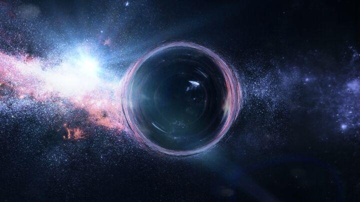 太阳系附近有原始的黑洞吗?
